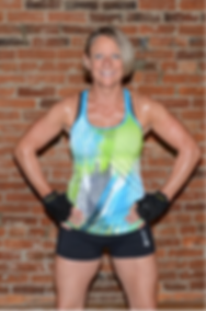 Cindy Hamilton, ACE Certified Personal Trainer