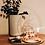 Thumbnail: Limited Edition Festtagskranz mit Kerzen von LOULOTO