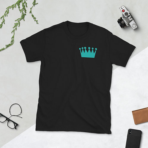 Teal Alternate - Short-Sleeve Unisex T-Shirt