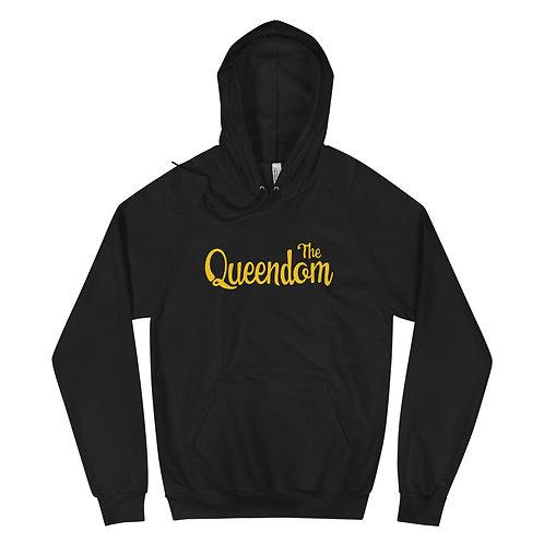 The Queendom - Unisex Fleece Hoodie