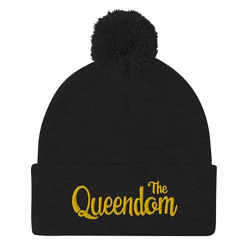 The Queendom - Pom-Pom Beanie