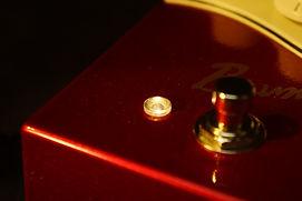 Bruno BDL-1 ディレイ デジタル アナログ ピックガード ブルーノ エフェクター ブースター ナチュラル クリーン Bruno LED 電球色 歪み プリアンプ ストラト
