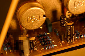 BOD-1 オーバードライブ 回路