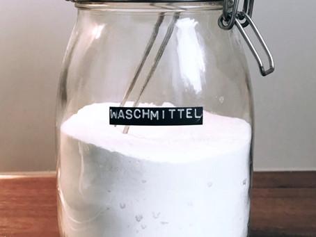 Mikroplastik in herkömmlichen Waschmitteln entdeckt