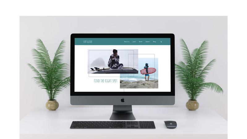 surf guide web.