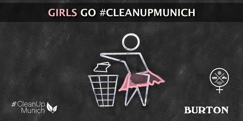 Girls go CleanUpMunich #14