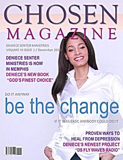 Chosen Magazine December 2019