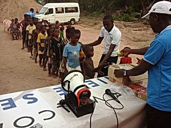 Deniece Senter Ministries Africa