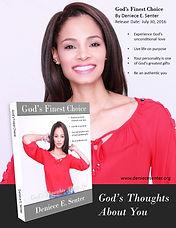 Gods Finest Choice by Deniece E Senter