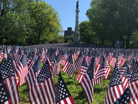 Why Memorial Day?