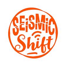Seismic shift.