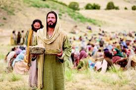 Choose your role.John 6.1-15