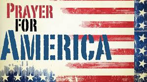 Prayer for the United States  of America.