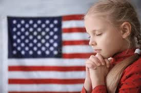 Prayer for the United States of America. January 20, 2021
