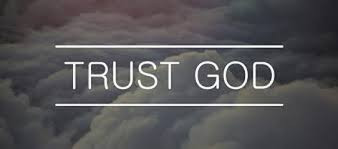 The Trust Plan ~ how to trust God more