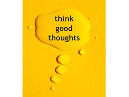 Think Good Thoughts.  Acts, #49