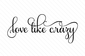Love like crazy.John 12.1-11