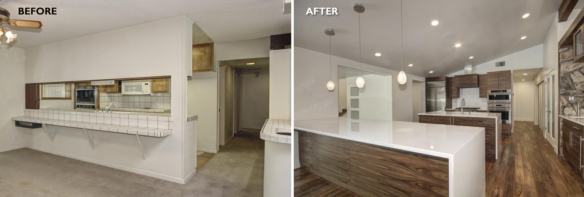 Susan Way Kitchen Before and After 2