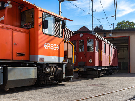 Nach 108 Jahren im Dienst: Einer der ältesten Zeitzeugen der RBS geht an den Bahnhistorischen Verein