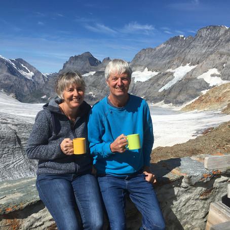 «Werden uns ein Gläschen Rotwein gönnen»: Hüttenwarte der Mutthornhütte feiern 125. Jubiläum