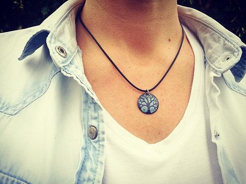 Irish Tree Necklace