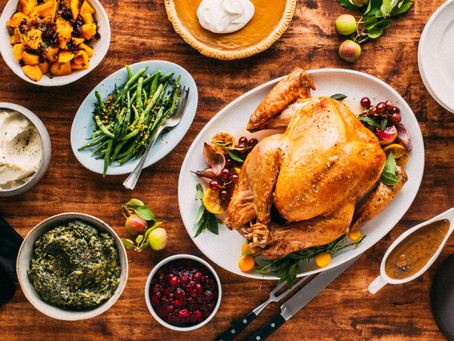 Thanksgiving Safety Tips: A Family Special