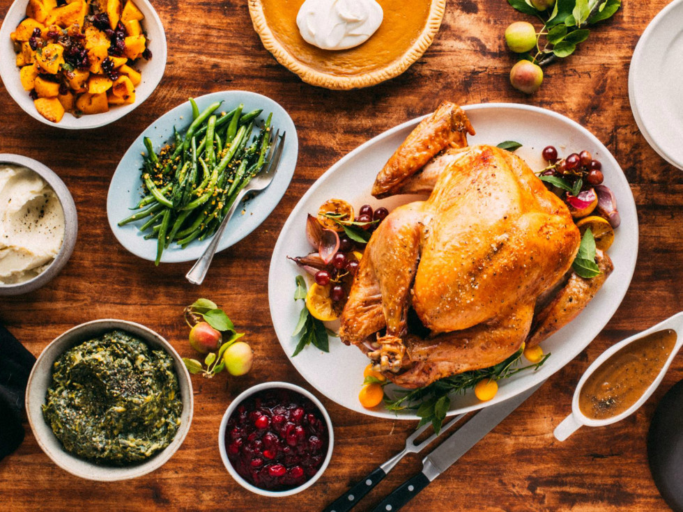 Thanksgiving Dinner Safety Tips 2002