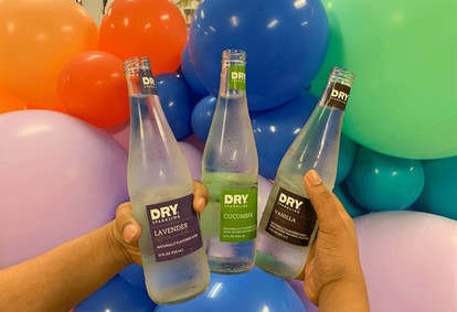 Dry Sparkling Product Sponsor