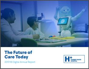 Humber River Hospital 2018 Digital Annual Report