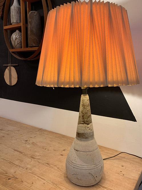 1970's Ceramic Vintage Table Lamp