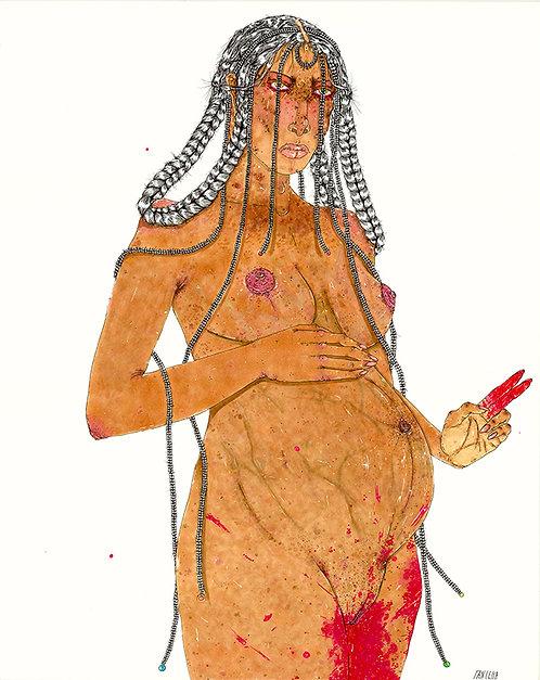 Panteha Abareshi ' Carrying Low'