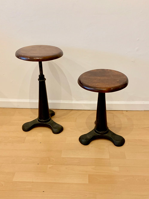 Vintage Shipping Stools