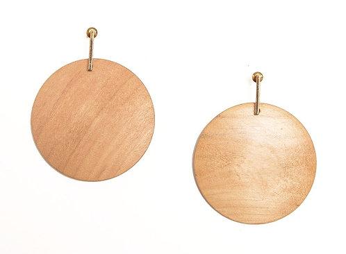 The Tuscan Moon Earrings