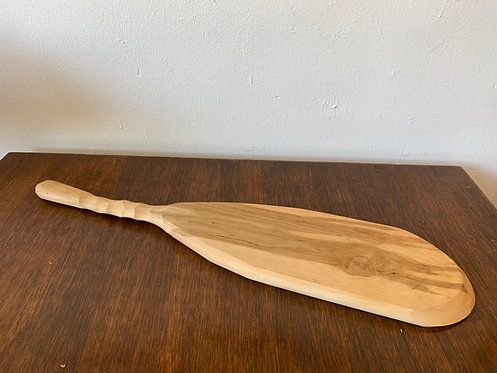 Hand Carved Charcuterie Board - Light