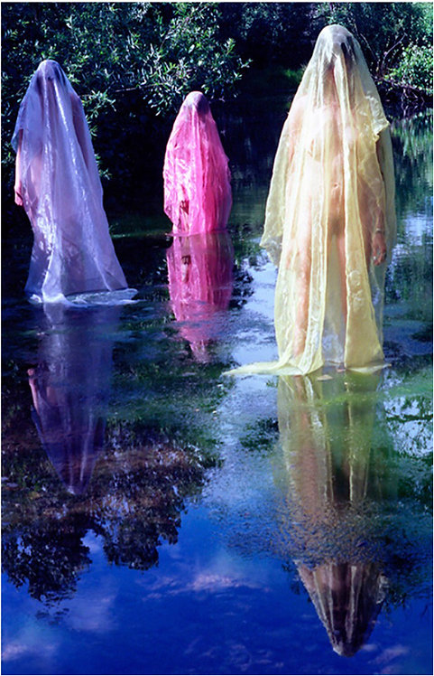 Sarah Elise Abramson ' The Three Graces'