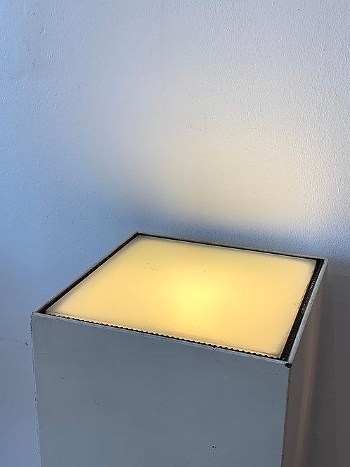 Light Box Pedestal