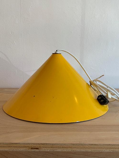 Yellow Danish Lamp