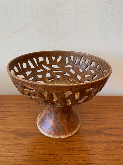Large Ceramic Handmade Fruit Bowl