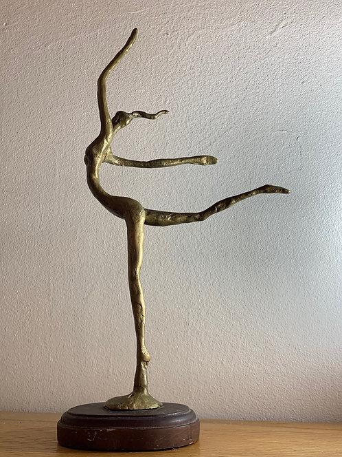 Dancing Ballerina - Bronze