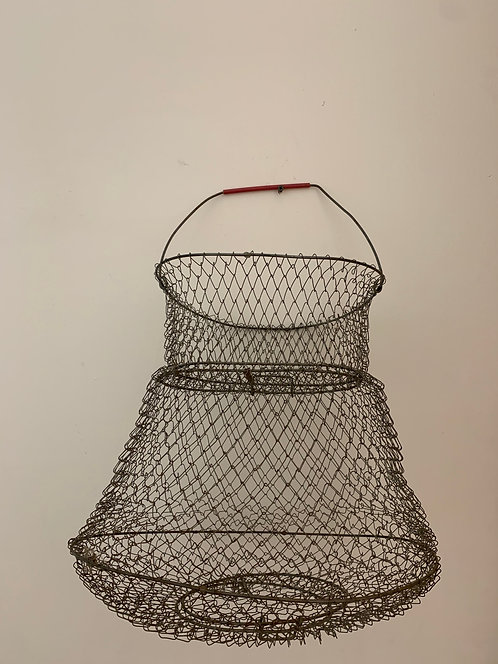 Single Handle Wire Basket