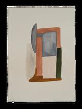 L,A, River Watercolor Study, 5_7x10_No frame.png