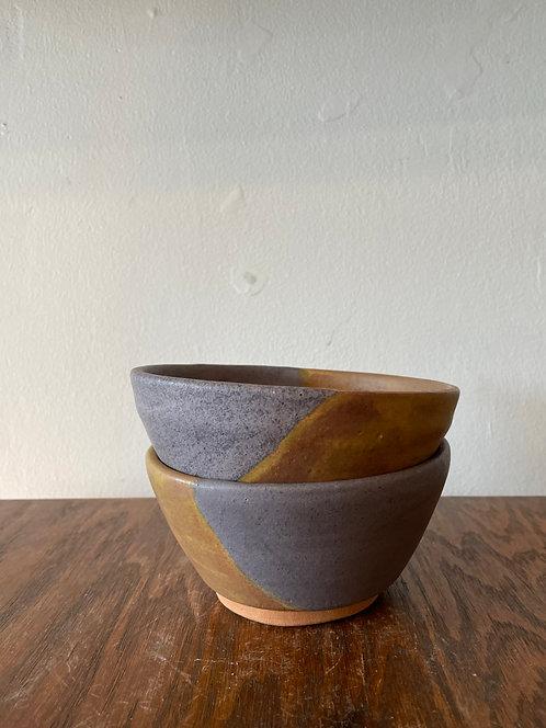 CeramicPurple Glaze small Bowl