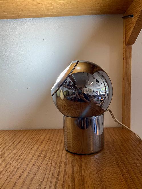 1960's Chrome Spotlight Lamp