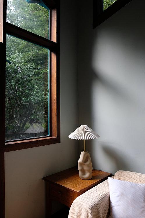 Ceramic ' Rock' Table Lamp by Salamat