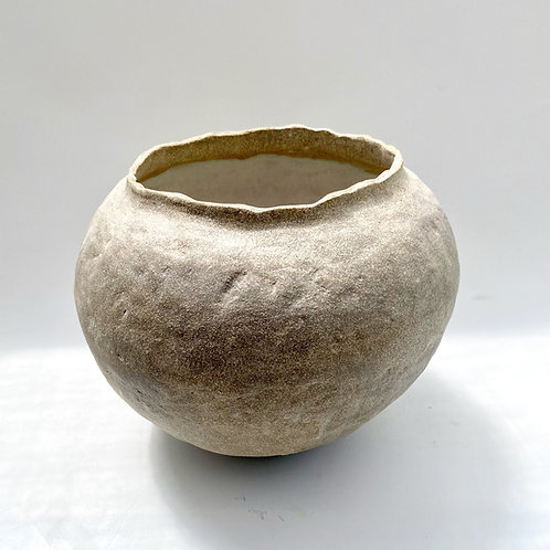 Ovoid natural vessel