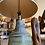 Thumbnail: Vintage Ceramic Green Tall Table Lamp