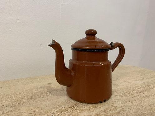 Brown Tiny Tea Pot