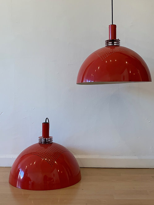 1960's French Hanging Lamp