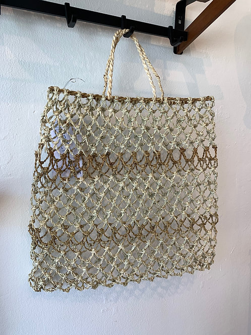 'Pilwa' Woven Tote Bag