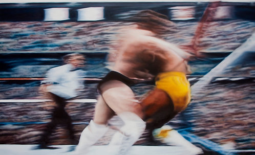 Full Nelson Challenge : Billy Jack Haynes vs. Hercules